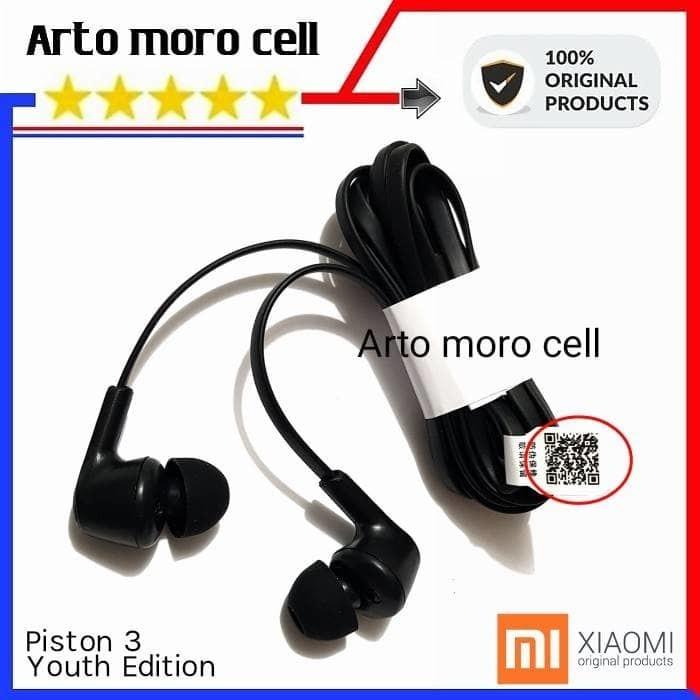 harga Headset xiaomi mi piston 3 original 100% xiaomi Tokopedia.com