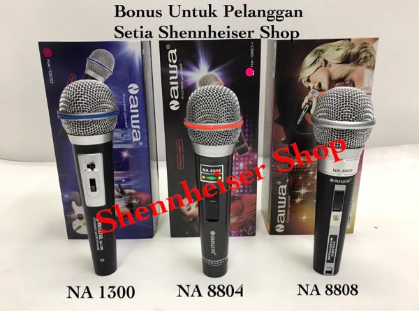 harga Mic kabel aiwa wire microphone Tokopedia.com