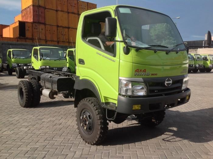 Gambar Modifikasi Truk Hino Dutro Jual Truck Hino Dutro 4x4 Mining Standard Jakarta Pusat Hino