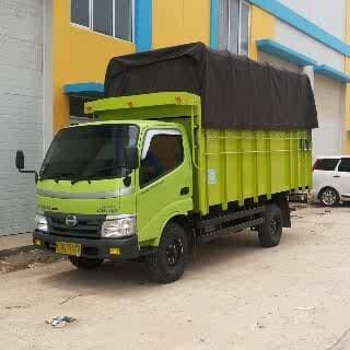 Gambar Modifikasi Truk Hino Dutro Jual Truck Hino Dutro Bak Kayu Rangka Besi Jakarta Pusat Hino