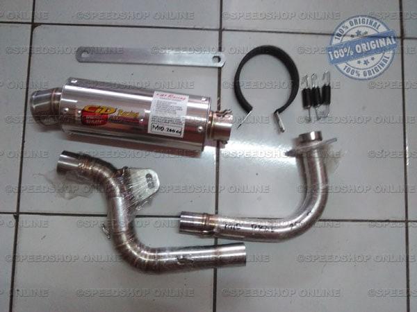 harga Knalpot cld mio/nouvo type drag race 200cc Tokopedia.com