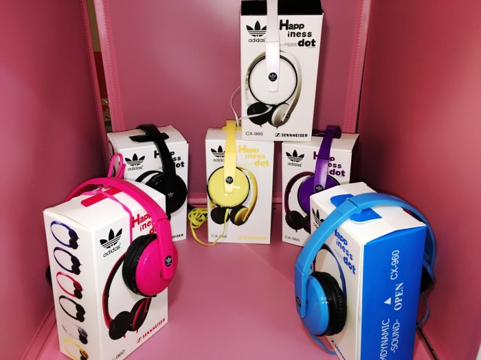 harga Headphone headset mega bass mic adidas sennheiser cx-960 Tokopedia.com