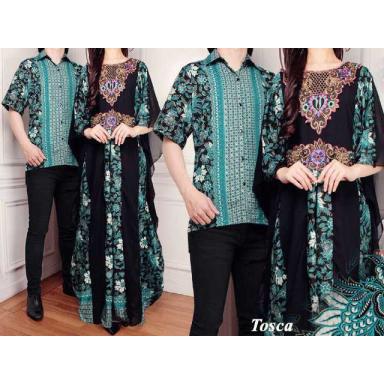 Jakarta Couple Baju Couple Batik Sister Tosca - Daftar Harga .