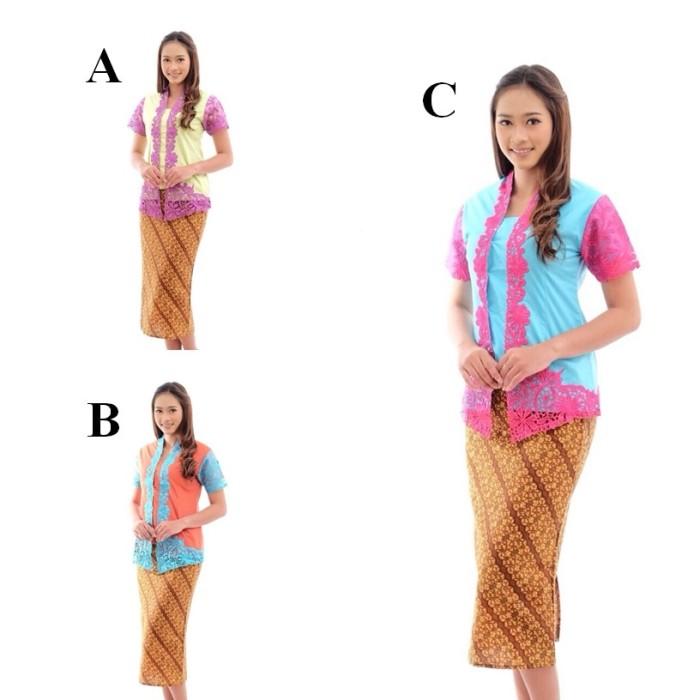 Harga Kebaya Modern Lengan Pendek Hargano.com