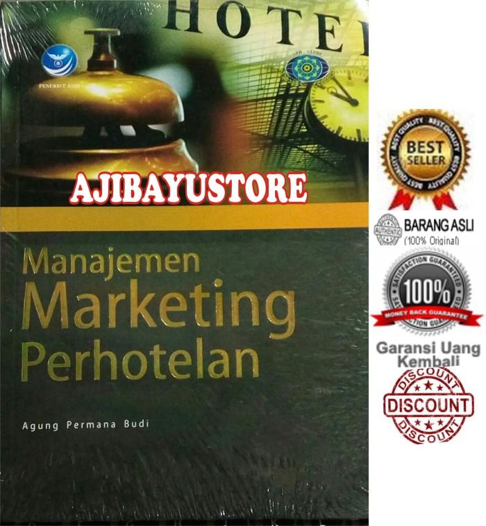 harga Manajemen marketing perhotelan agung permana budi andi Tokopedia.com