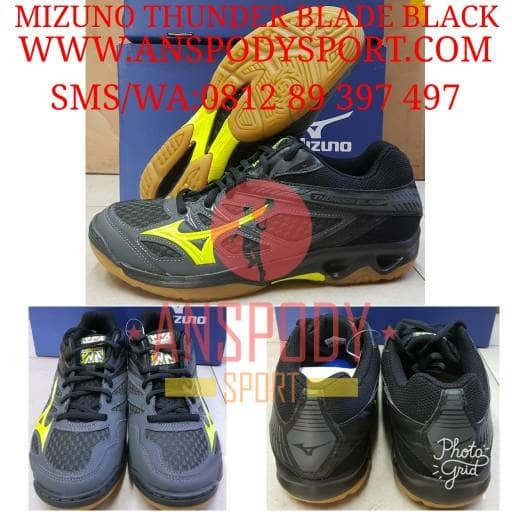 Mizuno Sepatu Volleybadminton V1ga161245 Wave Tornado X Kuning Neon Source  · harga Sepatu badminton volley mizuno b03d19f0ee