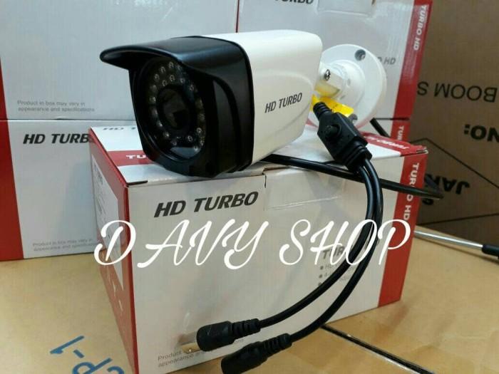 Kamera cctv turbo hd 2.0megapixel outdoor hybrid 4 in 1 murah