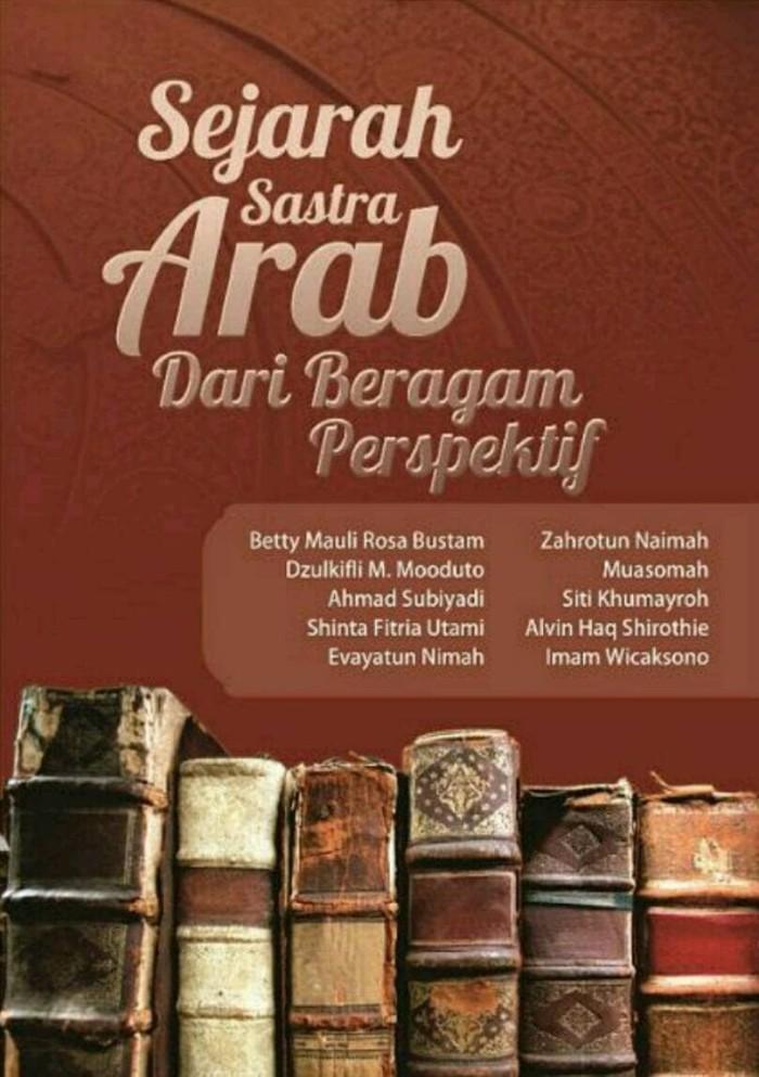 harga Sejarah sastra arab dari beragam perspektif Tokopedia.com