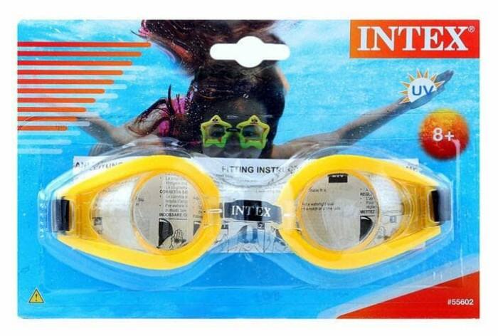 ... harga Kacamata renang intex play google - 55602 Tokopedia.com