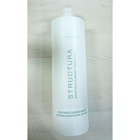 harga Everline structura hair mask 1000 ml pump /hair masker/masker rambut Tokopedia.com