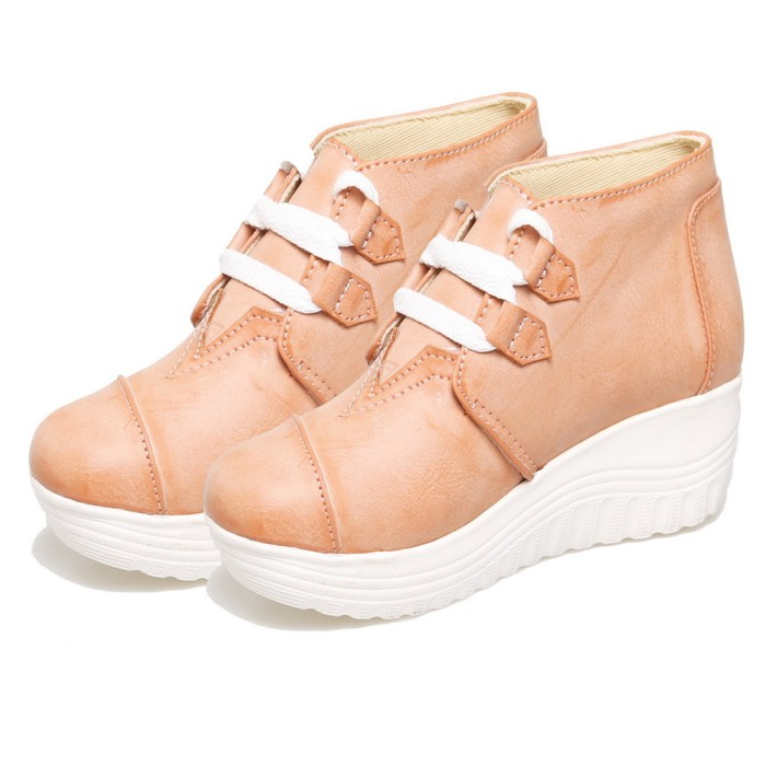 harga sepatu boot wedges anak branded i sepatu pesta dan gaya bsm Tokopedia.com
