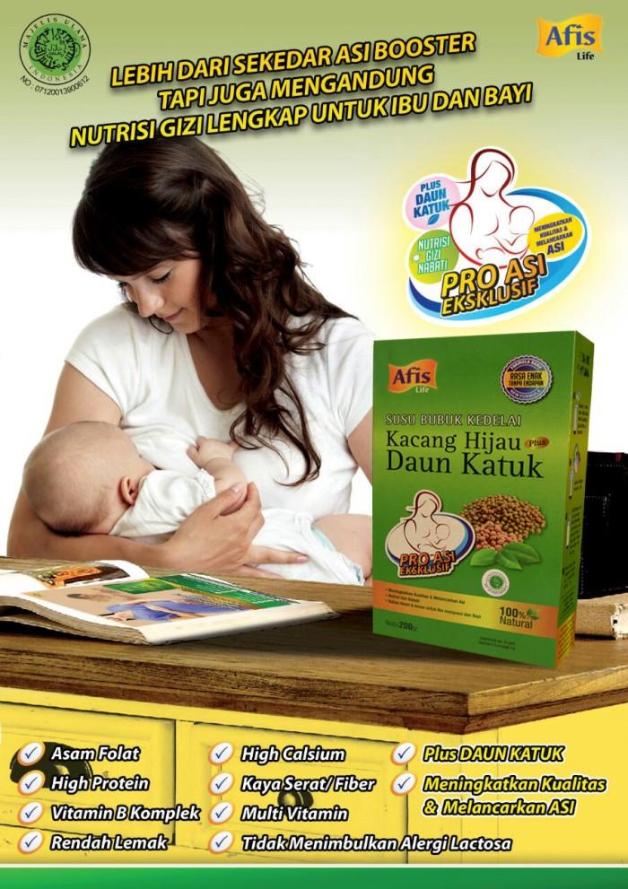 harga Sari bubuk kedelai & kacang hijau afis life untuk ibu menyusui Tokopedia.com