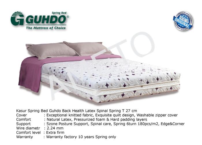 Info Kasur Spring Bed Hargano.com