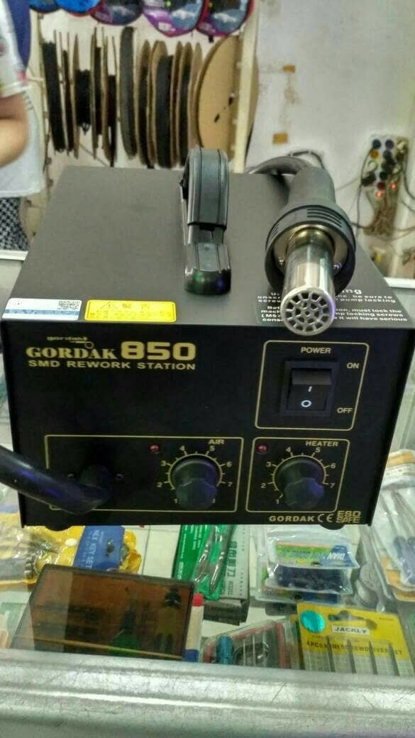harga Blower uap gordac 850 original solder uap station Tokopedia.com
