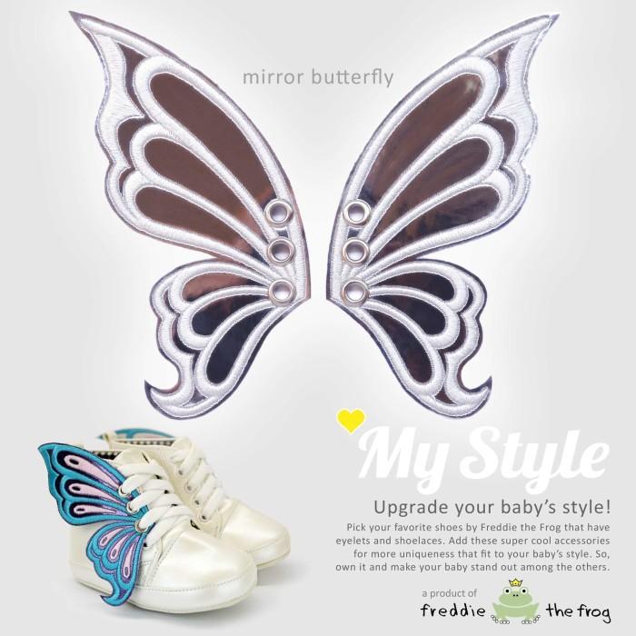 harga Prewalker - sepatu bayi | freddie the frog | my style butterfly series