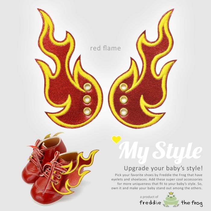 harga Prewalker - sepatu bayi | freddie the frog | my style red flame