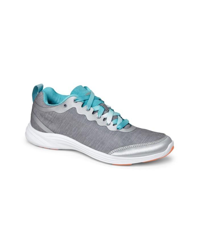 vionic fyn light grey sepatu olahraga wanita - abu-abu muda 41