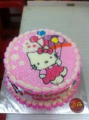 Jual Kue Tart Karakter Black Forest Tart Murah Tart Enak Kue Ulang Jakarta Timur Dflo Cake Bakery Tokopedia