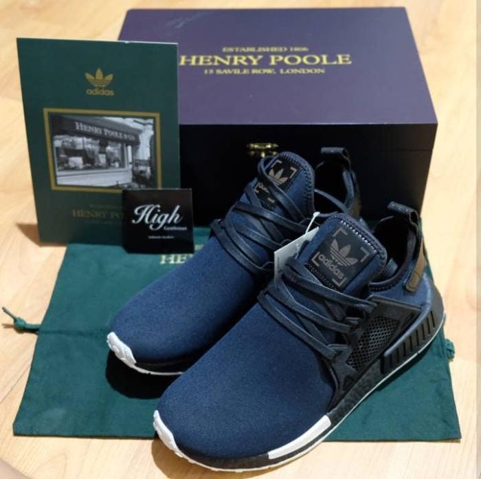superior quality 525ea 00b2b Jual Adidas NMD XR1 x size x Henry Poole - Hitam, 42 - DKI Jakarta - High  Gentleman - OS | Tokopedia