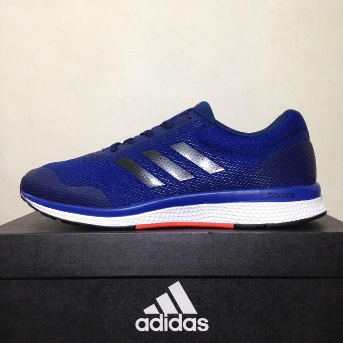Jual sepatu correr / lari Adidas mana Bounce 2 m Aramis croyal Azul