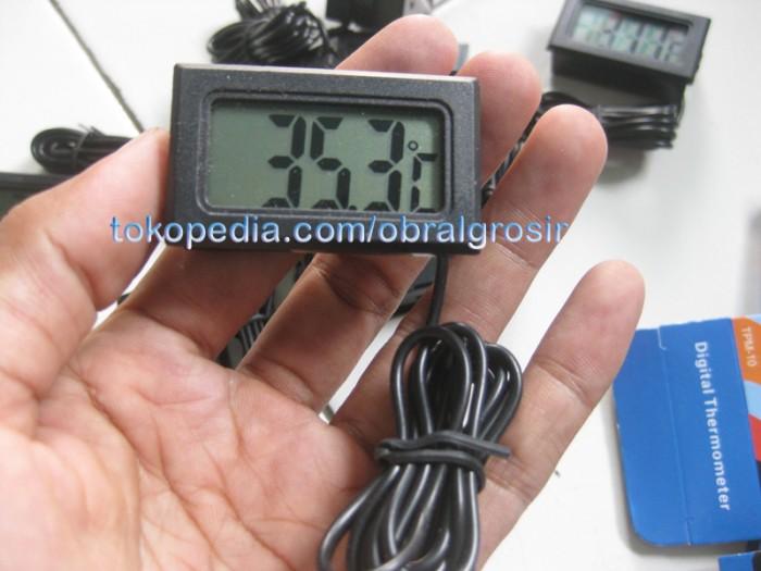 harga Thermometer termometer digital multi ukur suhu, ruangan, badan, air Tokopedia.com