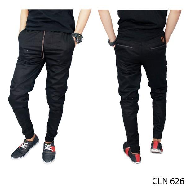 harga Jogger panjang celana casual pria - cln 626 Tokopedia.com