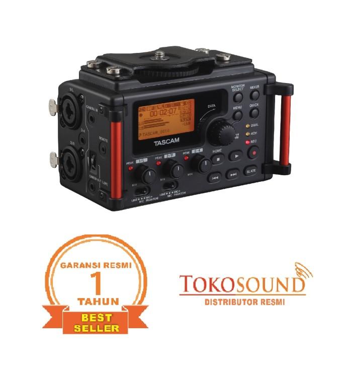 harga Tascam dr 60d mk2 (linear pcm recorder for dslr) Tokopedia.com