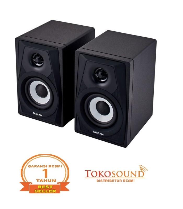 harga Tascam vl-s3 (3  monitor speaker) Tokopedia.com