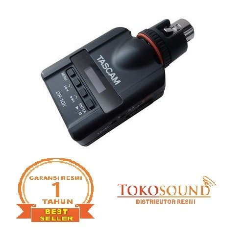 harga Tascam dr-10x (digital audio recorder for interview) Tokopedia.com