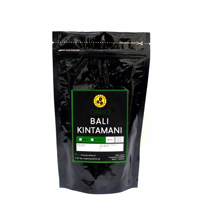 Foto Produk Kopi Arabica Bali Kintamani - 250 Gram dari HILBREW Coffee