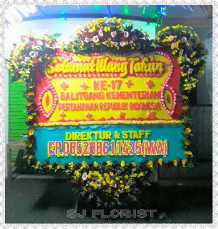 Jual Bunga Papan Ucapan Selamat Ulang Tahun Jakarta Pusat Popo Shop Online Tokopedia