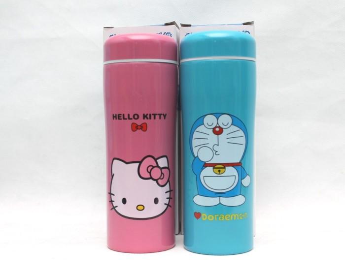 Botol Termos Karakter - Botol Minum Mini Tumblr 400 Ml B27-1