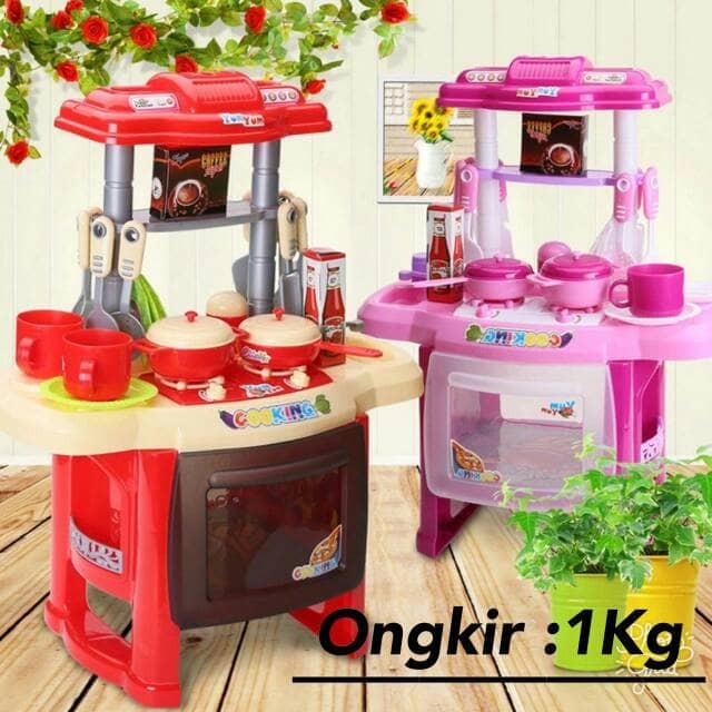 harga Mainan memasak anak barbie Tokopedia.com