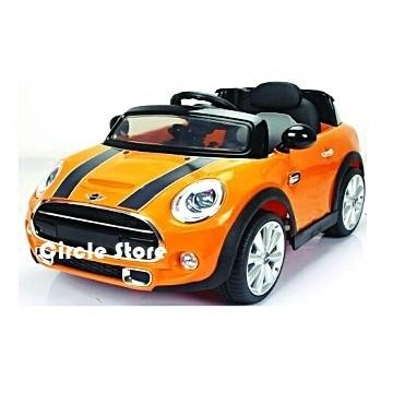 Jual Mobil Aki Anak Kids Ride On Car Mini Cooper S Licensed Jakarta Pusat Circle Store Tokopedia