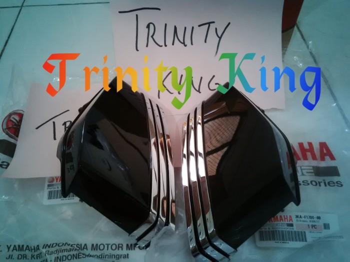 harga Cover aki dan oli samping lis krom yamaha rx king original Tokopedia.com