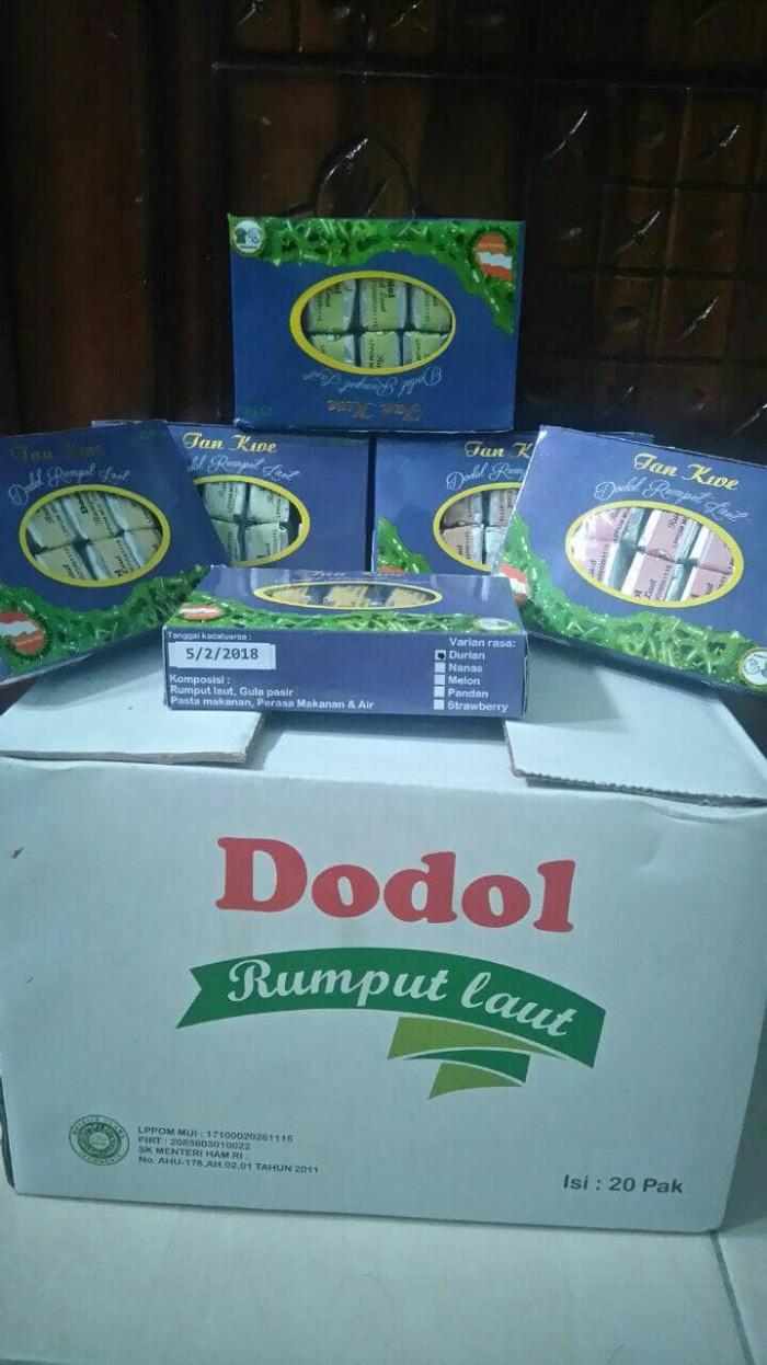 Jual Dodol Rumput Laut Kota Bekasi Bandar Duren Jati Asih