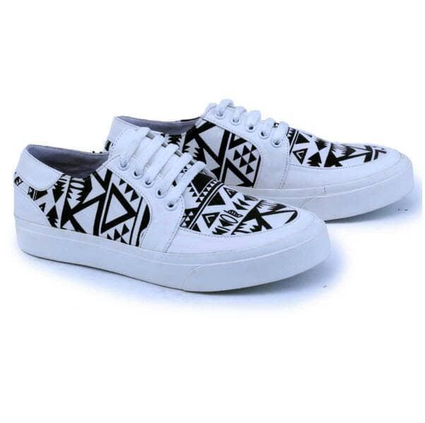 harga Sepatu sneaker / kets kasual wanita white garsel distro - gtd 6568 Tokopedia.com
