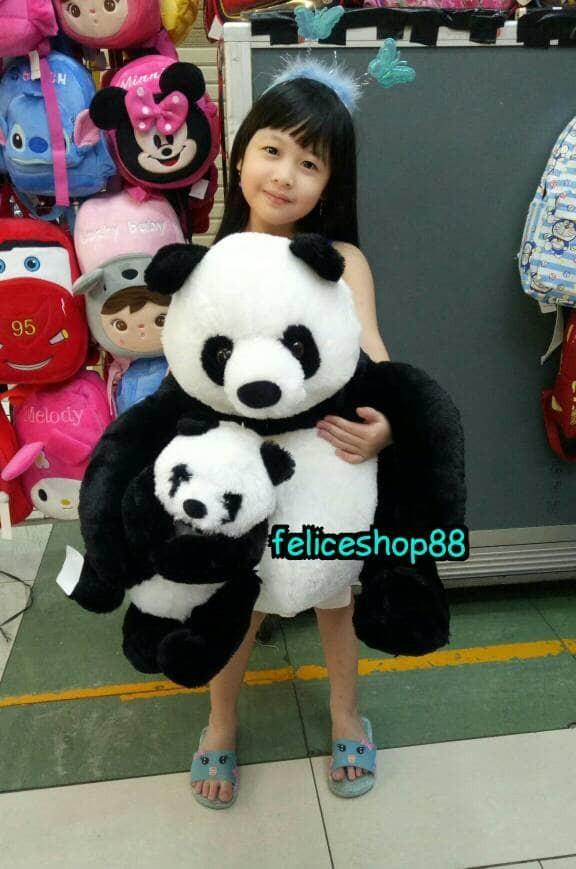 harga Harga sepasang boneka panda besar jumbo Tokopedia.com