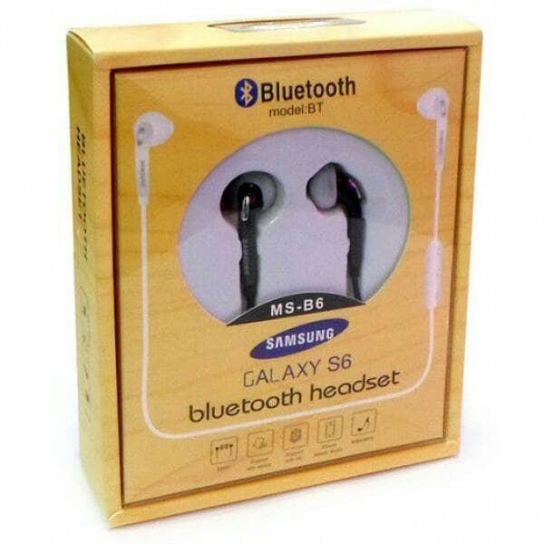 harga Headset bluetooth samsung ms-b6 galaxy s6 earphone handsfree universal Tokopedia.com