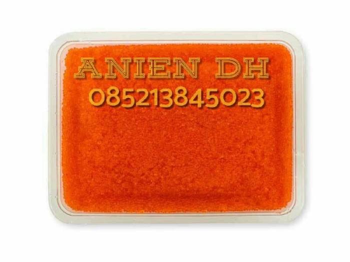 harga Tobiko orange/ 500gr/ telur ikan terbang/ distributor Tokopedia.com