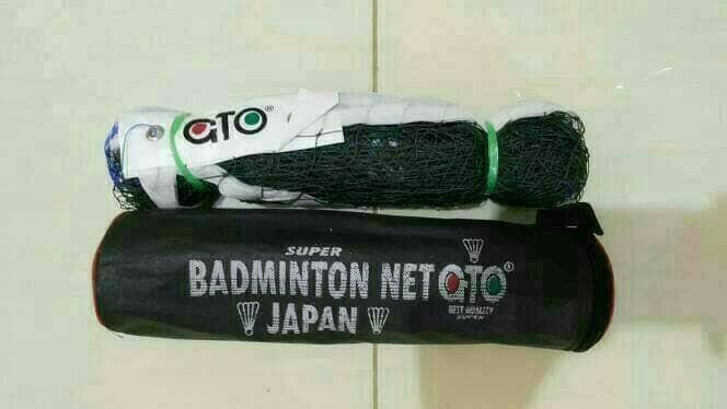 harga Net Badminton Gto Murah Tokopedia.com