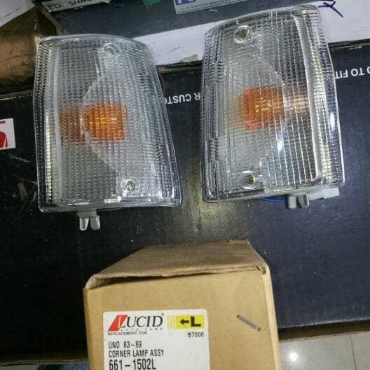 harga 661-1502 front corner lamp fiat uno i 1983-1989 Tokopedia.com
