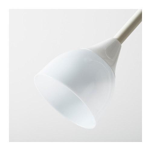 IKEA NOT lampu baca / lampu sorot / lampu lantai / - Putih