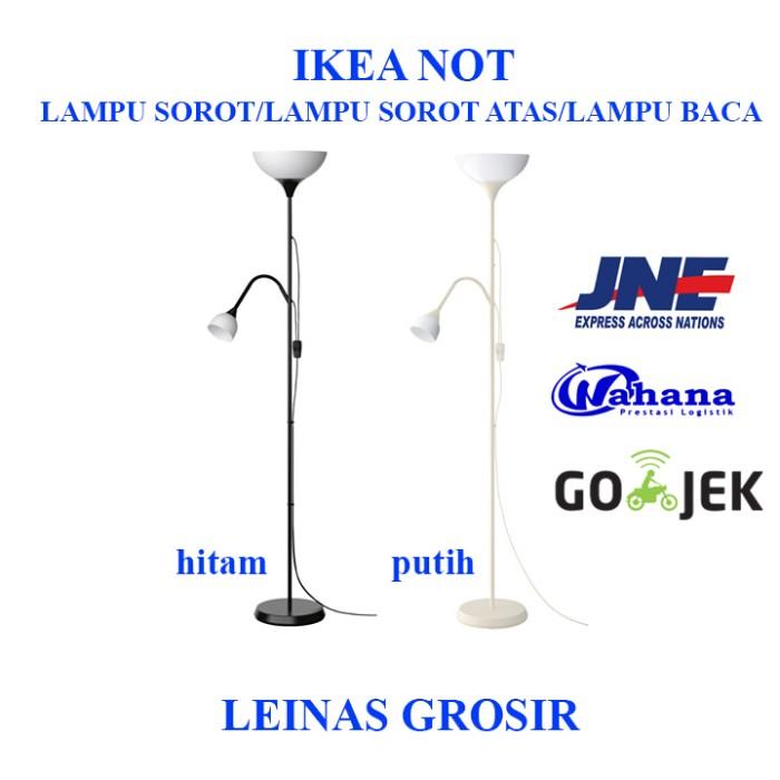 Ikea Not Lampu Baca / Lampu Sorot / Lampu Lantai  - Blanja.com