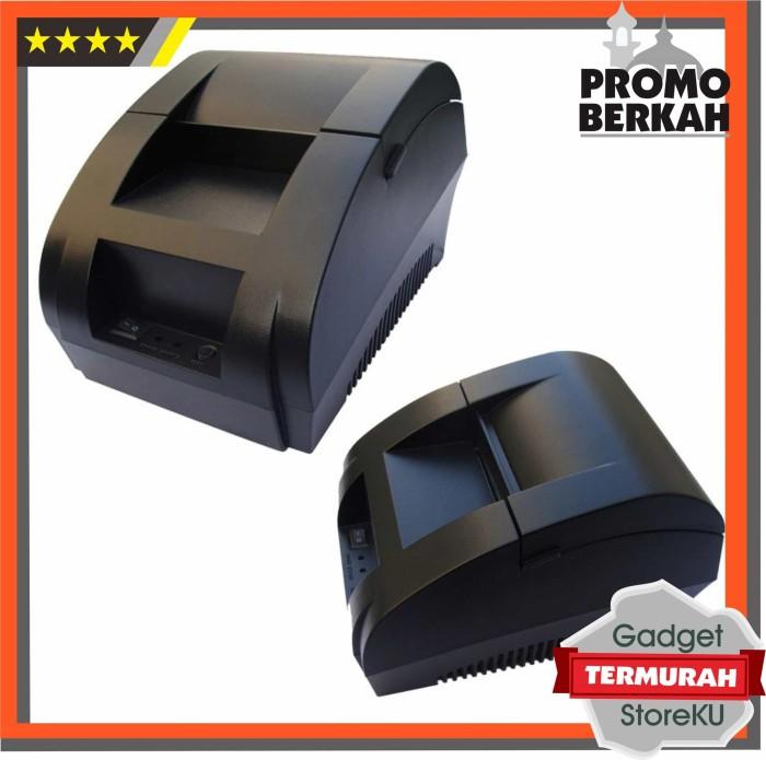 harga Printer thermal - printer thermal pos taffware - printer kasir termal Tokopedia.com