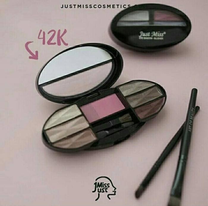 harga Just miss eyeshadow blusher es-288 / justmiss eye shadow blush on Tokopedia.com