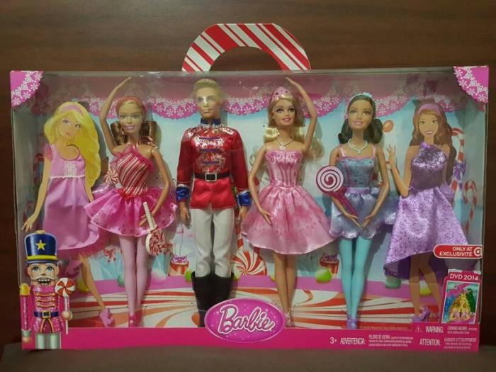 Jual Ckb52 Mattel Barbie And Ken In The Nutcracker And Friends Kab Bekasi Stitched Tokopedia