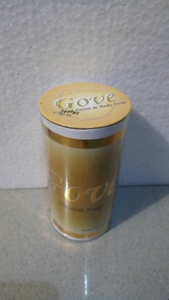 Harga Jual Sabun Gove Herbal Terbaik Eceran Original Obat Alami Natural Soap Asli