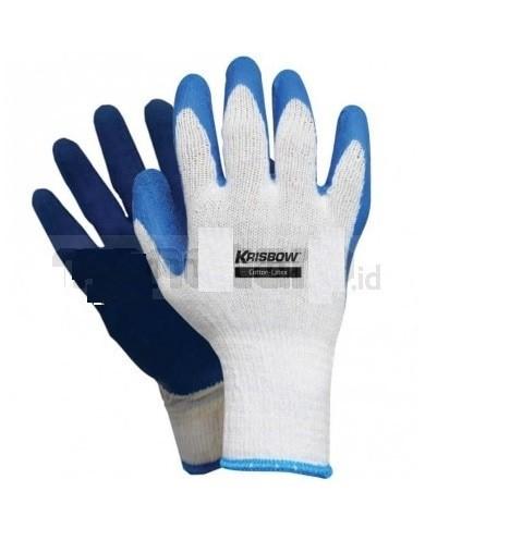 harga Sarung tangan kerja | krisbow glove cotton latex general work Tokopedia.com