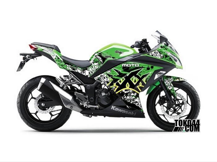 Graphic moto xxx